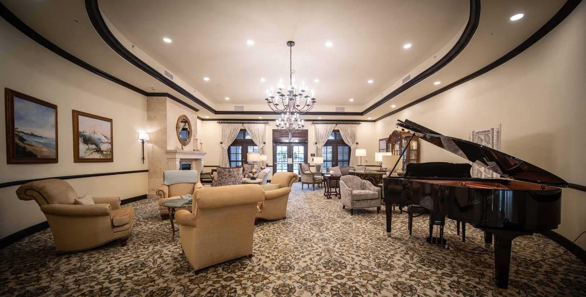 Grand Living Tamaya Grand Piano